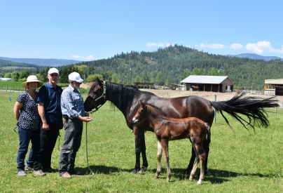 Noble-T Ranchhand and Noble-T Lena Lui 5