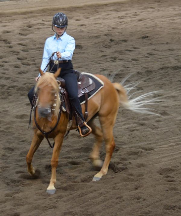 Noble-T Remington and Abby 5
